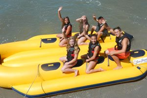 Banana Boat Rides Myrtle Beach